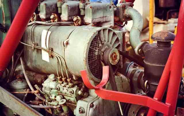 Moteur Diesel Tracteur